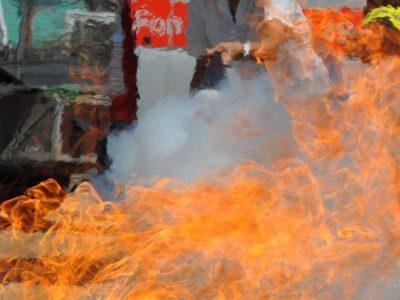 Brände löschen
