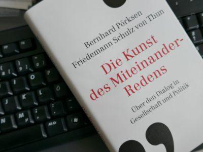 """""""Die Kunst des Miteinander-Redens"""""""