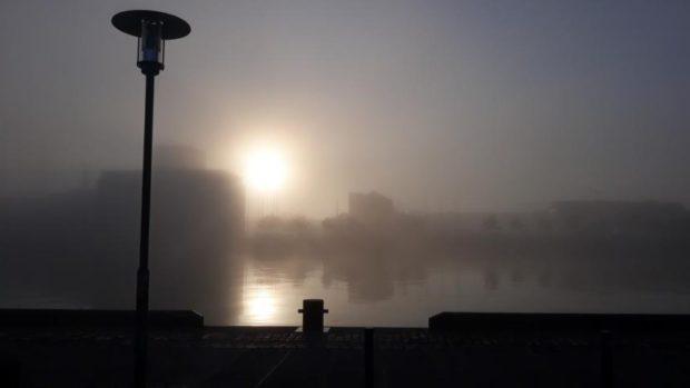 """""""Leben"""" heißt rückwärts """"Nebel"""""""